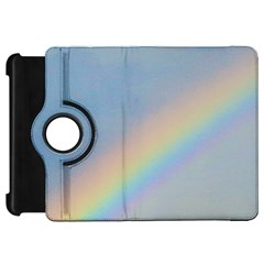 Rainbow Kindle Fire Hd Flip 360 Case