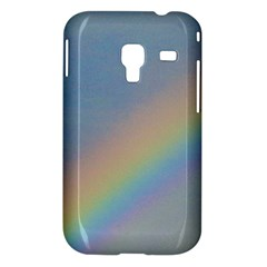 Rainbow Samsung Galaxy Ace Plus S7500 Hardshell Case