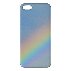Rainbow Apple iPhone 5 Premium Hardshell Case