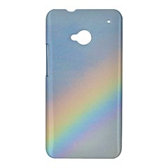 Rainbow HTC One Hardshell Case