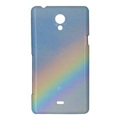 Rainbow Sony Xperia T Hardshell Case