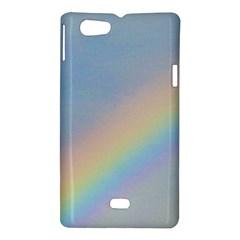 Rainbow Sony Xperia Miro Hardshell Case