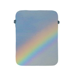 Rainbow Apple iPad Protective Sleeve