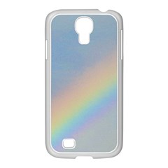 Rainbow Samsung GALAXY S4 I9500/ I9505 Case (White)