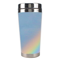 Rainbow Stainless Steel Travel Tumbler