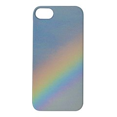 Rainbow Apple iPhone 5S Hardshell Case