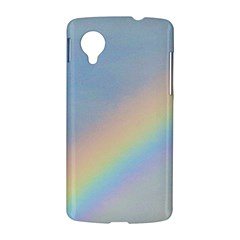 Rainbow Google Nexus 5 Hardshell Case