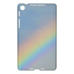 Rainbow Google Nexus 7 (2013) Hardshell Case