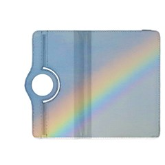 Rainbow Kindle Fire Hdx 8 9  Flip 360 Case