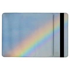 Rainbow Apple iPad Air Flip Case