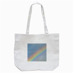 Rainbow Tote Bag (White)