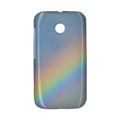 Rainbow Motorola Moto E Hardshell Case