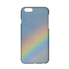 Rainbow Apple iPhone 6 Hardshell Case