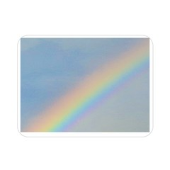 Rainbow Double Sided Flano Blanket (mini)