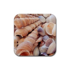 Seashells 3000 4000 Drink Coaster (Square)
