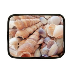 Seashells 3000 4000 Netbook Sleeve (small)