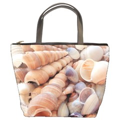 Seashells 3000 4000 Bucket Handbag