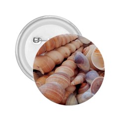 Sea Shells 2.25  Button