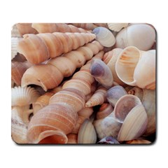 Sea Shells Large Mouse Pad (rectangle)