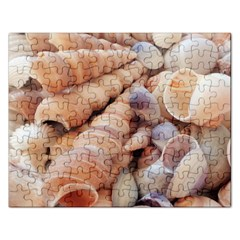 Sea Shells Jigsaw Puzzle (Rectangle)