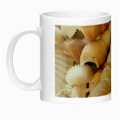 Sea Shells Glow in the Dark Mug