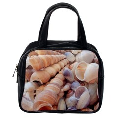Sea Shells Classic Handbag (One Side)