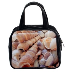 Sea Shells Classic Handbag (two Sides)