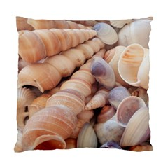 Sea Shells Cushion Case (Two Sided)
