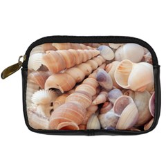 Sea Shells Digital Camera Leather Case
