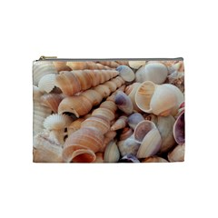 Sea Shells Cosmetic Bag (Medium)