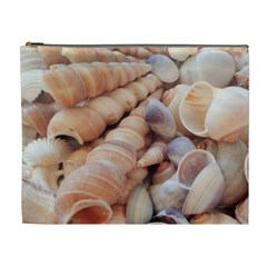 Sea Shells Cosmetic Bag (XL)