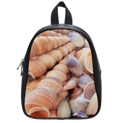 Sea Shells School Bag (small)