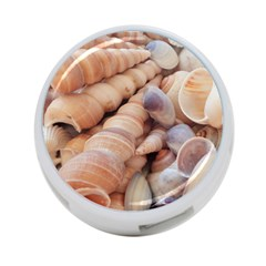 Sea Shells 4-Port USB Hub (One Side)
