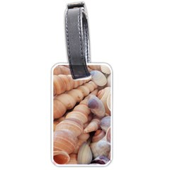 Sea Shells Luggage Tag (Two Sides)