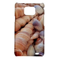 Sea Shells Samsung Galaxy S2 i9100 Hardshell Case