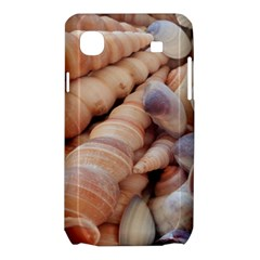 Sea Shells Samsung Galaxy SL i9003 Hardshell Case