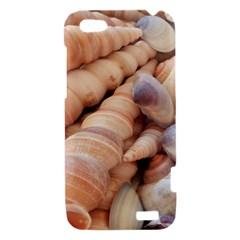 Sea Shells HTC One V Hardshell Case