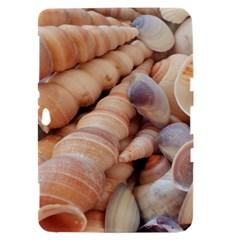 Sea Shells Samsung Galaxy Tab 8.9  P7300 Hardshell Case