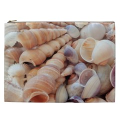 Sea Shells Cosmetic Bag (XXL)
