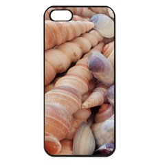 Sea Shells Apple iPhone 5 Seamless Case (Black)