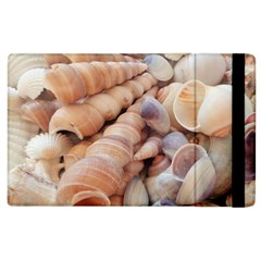 Sea Shells Apple Ipad 3/4 Flip Case