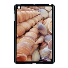 Sea Shells Apple Ipad Mini Case (black)