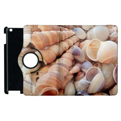 Sea Shells Apple iPad 3/4 Flip 360 Case