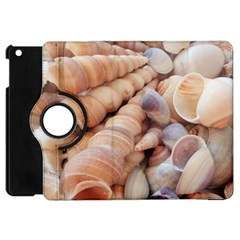 Sea Shells Apple iPad Mini Flip 360 Case