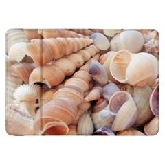 Sea Shells Samsung Galaxy Tab 8 9  P7300 Flip Case
