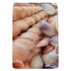 Sea Shells Removable Flap Cover (Small)