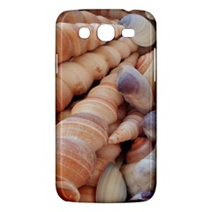 Sea Shells Samsung Galaxy Mega 5.8 I9152 Hardshell Case