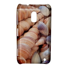Sea Shells Nokia Lumia 620 Hardshell Case