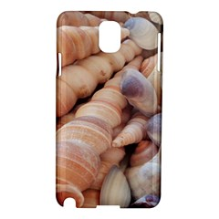 Sea Shells Samsung Galaxy Note 3 N9005 Hardshell Case