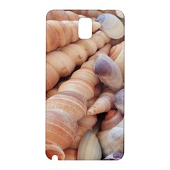 Sea Shells Samsung Galaxy Note 3 N9005 Hardshell Back Case